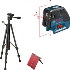 Bodový laser Bosch®Professional GCL 25 + BS150
