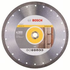 Diamantový rezný kotúč Bosch® 300x2,2x25,4 (20,0) mm, Expert for Universal, Turbo