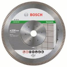 Diamantový rezný kotúč Bosch® 230x1,8x22,2 mm, Best for Ceramic ExtraClean, Turbo
