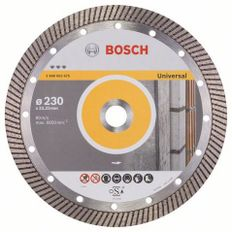 Diamantový rezný kotúč Bosch® 230x2,5x22,2 mm, Best for Universal, Turbo