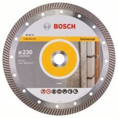 Diamantový rezný kotúč Bosch® 230x2,8x22,2 mm, Expert for Universal, Turbo